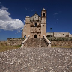 Santo Domingo Yanhuitln, Oaxaca. (Mac1968) Tags: ex convento santo domingo yanhuitln oaxaca mxico orden dominicos arquitectura colonial mexicana arte religioso construcciones iglesia oaxaquea