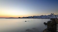 Waiting for the sun (and641) Tags: longexposure sea sky seascape sunrise landscape golden greece paros naousa cyclades nd1000 tokinaaf1116mmf28 nikond5100