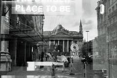 Bruxelles | Brussel (veronika.verner) Tags: street city travel brussels blackandwhite film architecture 35mm nikon europe cityscape doubleexposure text bruxelles ishootfilm multipleexposure brussel ilford bnw multiexposure nikonf65 filmphoto filmisnotdead istillusefilm