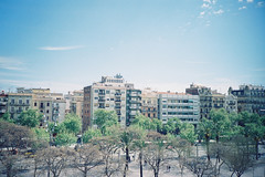 untitled (amanda aura) Tags: barcelona film architecture spain cityscape lomolca