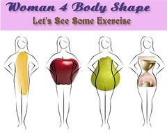 Body Shape For Woman Beautiful Body Fitness (janifarsmith) Tags: woman beauty body health care shape