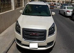 GMC - Acadia - 2013  (saudi-top-cars) Tags: