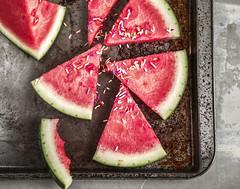 (donna leitch) Tags: pink stilllife fruit watermelon sprinkles bakingsheet donnaleitch