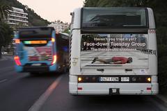 FDT-062 Bus advertising (- Cajón de sastre -) Tags: españa selfportrait bus advertising andalucía spain publicidad costadelsol málaga autobús creativeselfportrait creativephotography conceptualphotography conceptualimage fdt i♥facedowntuesday facedowntuesdaygroup fdtforlife
