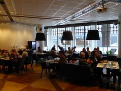 Breakfast rush hour (seikinsou) Tags: summer food breakfast restaurant hotel midsummer sweden diningroom meal umea scandic