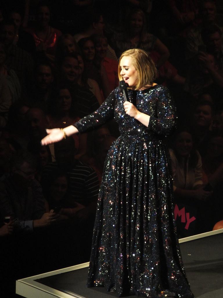 Adele World Tour Cities