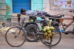 Tiruchirappalli | Tamil Nadu (chamorojas) Tags: 60d chamorojas albertorojas bicycle bike india sleeper tiruchirappalli trichy tamilnadu