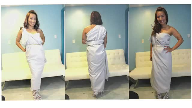 The worlds most recently posted photos of costume and toga flickr diy halloween costume greek goddess make a toga from bedsheets thebachelorettelifestyless tags solutioingenieria Gallery