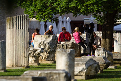 Spotted! (Cortez_CRO) Tags: zadar croatia hrvatska turisti tourism tourists spotted candid street travel