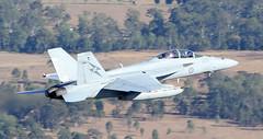 F/A-18F Super Hornet (CanvasWings) Tags: bristol rhino f2b raaf superhornet fa18f 1son tavas royalaustralianairforce raafamberley theaustralianvintageaviationsociety