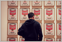 New York (valhb) Tags: vacation newyork art andy museum modern tomato soup holidays moma warhol campbells the canoneos60d canonefs18135mm january2015