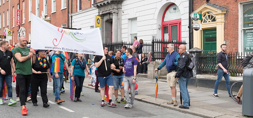 PRIDE PARADE AND FESTIVAL [DUBLIN 2016]-118210
