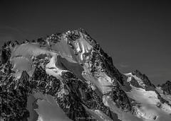 La Beaut d'une Face Nord (Frdric Fossard) Tags: alpes glacier neige chamonix glace alpinisme hautesavoie chardonnet srac massifdumontblanc hautemontagne rimaye facenord calotteglaciaire arteforbes peronmigot