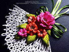 Floral Fan 3 (Nupur Creatives) Tags: heartfelt creations heartfeltcreations