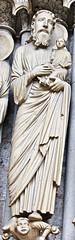 IMG_0517-1 (annieleroy479) Tags: socle statue yeux vieillard