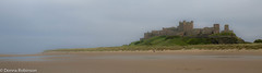 Bamburgh Castle (Donna Hampshire (back in July)) Tags: castle beach canon northumberland bamburghcastle northeastengland donnarobinson donnahampshire