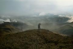 Paradise Lost (Charles Jayson Tajonera Bio) Tags: world life cloud mountain nature asia hiking philippines hiker wander