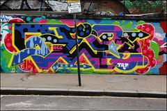 Seb (Alex Ellison) Tags: urban graffiti boobs graff seb ncc eastlondon trp therollingpeople