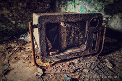 Island of Madness (micahmoreland) Tags: venice shadow italy tower history texture abandoned grave vintage hospital dark dead island death boat bury crazy scary italian rust alone bell spirit antique decay grunge ghost ruin evil medieval haunted creepy patient soil doctor urbanexploration madness horror demon blackdeath ash venetian haunting isolation insanity nightmare 20thcentury desolate asylum venezia derelict plague isola urbex nuthouse entity bubonic poveglia povegliaisland