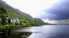 ABBAYE DE KYLEMORE CONNEMARA (niessbernard) Tags: connemara irlande abbaye kylemore