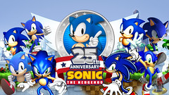 Happy 25th Anniversary, Sonic! (AntMan3001) Tags: anniversary sonic hedgehog 25th the