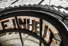 Unity (thewhitewolf72) Tags: eu europa brexit bremain abstimmung einheit deutscheshistorischesmuseum grosbritannien berlin wortskulptur hseyinarda tacheles unity union stufen anbau rost treppe spirale