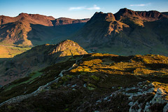 Side Pike and The Langdales (Rich Goddard) Tags: lakedistrict cumbria langdales sidepike lingmoor