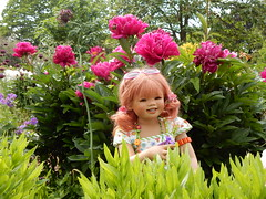 Sanrike ... (Kindergartenkinder) Tags: dolls himstedt annette ilce6000 sony essen park gruga kindergartenkinder garten