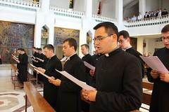 Profesiunea de credinţi întru prezbiterat (9)