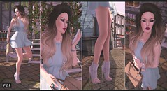 New Post: Forever 21 LOTD 195  Just The Way You Are  (adriane.silvaa07) Tags: serendipity friday tableauvivant tsg entice