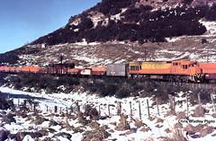 TT18 (Kiwi yzxy) Tags: railroad newzealand railway trains ge emd nimt nzr newzealandrailways