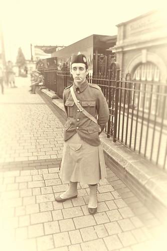 Private Matthew Tait