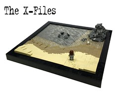 "The X-Files ""Artifacts"" (markus19840420) Tags: lego alien contest artifacts moc foxmulder thexfiles danascully aktex serienjunkies imperiumdersteine"
