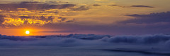 Curse of The Black Pearl (AvijitNandy) Tags: sunset france fog marseille foginsea