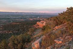 Grand Valley Sunset (Jeff Mitton) Tags: sunset landscape colorado coloradoriver grandvalley rattlesnakecanyon bookcliffs coloradoplateau wondersofnature earthnaturelife mcinniscanyonsnationalrecreationarea