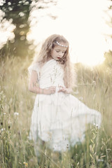 Summer Magic (Shannon Alexander Photography) Tags: fineartphotography childphotography childportrait canon135mmf2l fineartphotographer freelensing vermontphotographer freelensed