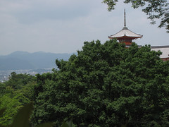 Kyoto-16.079 (davidmagier) Tags: trees mountains japan architecture kyoto scenic temples jap historicsite