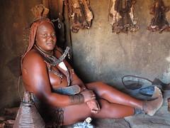 Himba beauty 2 (s_andreja) Tags: africa namibia kamanjab himba village