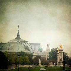 Le Grand Palais, Paris (Versiones en color) (Manuel Gayoso) Tags: paris textura cristal francia palacio