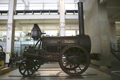 Robert Stephenson's Rocket (JeDi58) Tags: london engine steam locomotive rocket sciencemuseum robertstephenson