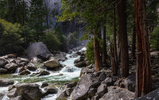 The Wild and Scenic Merced River