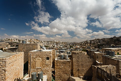 View of Hebron (Mr. K.R.) Tags: palestine westbank middleeast holyland 1740 hebron 5dii