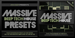 Massive Deep Tech House (Loopmasters) Tags: house mac steve loops samples dubstep royaltyfree deephouse loopmasters