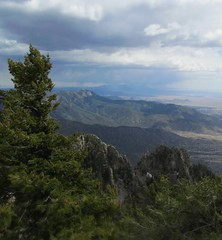 View from Sandia Crest (Nancy Hastings5) Tags: crest sandia panoramafotografico