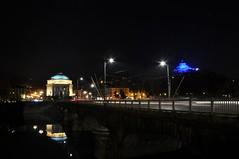 gran madre di Dio (ivanricci23) Tags: nikon fiume ponte chiesa po gran notte madre d90