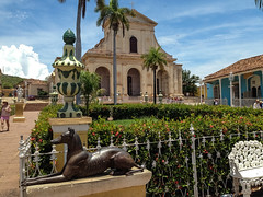 Plaza Mayor - Trinidad (Tom Peddle) Tags: plaza mayor cuba trinidad sanctispiritus