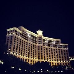The Bellagio (kateglover) Tags: square squareformat iphoneography instagramapp xproii uploaded:by=instagram