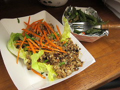 Lunch 8 (keddylee) Tags: vegan