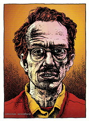 R. Crumb Trading Cards - Robert Crumb (oerendhard1) Tags: art robert illustration comics underground cards comic drawing humor cartoon collection trading comix characters crumb rcrumb stripverhaal undergroundcomics stripfiguur oerendhard
