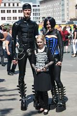 Wave Gotik Treffen 2013 (humb_lumi) Tags: family rock germany dark death punk post gothic goth wave pop leipzig synth treffen gotik wgt gtico 2013 treffenrebel